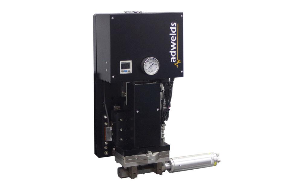 コンパクト超音波金属接合装置(Ultrasonic metal bonder)