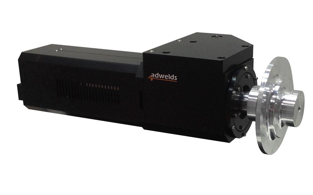 40kHzロータリー超音波溶着装置(Rotary ultrasonic welder)