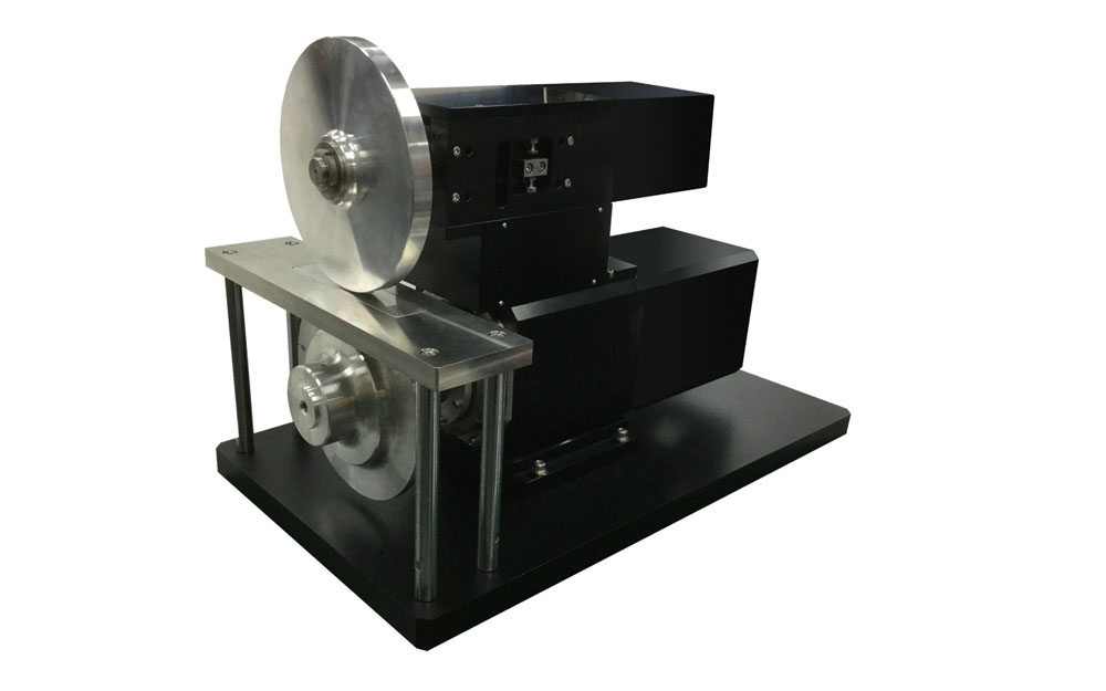 20kHzロータリー超音波溶着装置(Rotary ultrasonic welder)