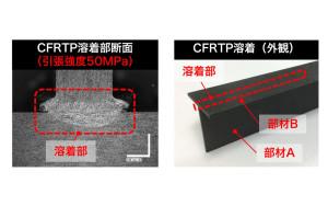 3-004 CFRTP部品連続溶着