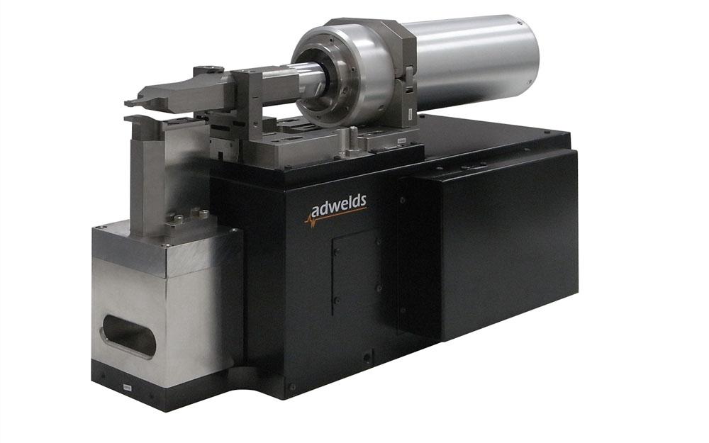 2次電池専用超音波金属接合装置(Ultrasonic metal bonder)