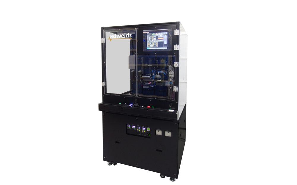 超音波溶着装置(Ultrasonic  welder)