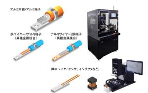 P-032 【注目】ワイヤー接合装置